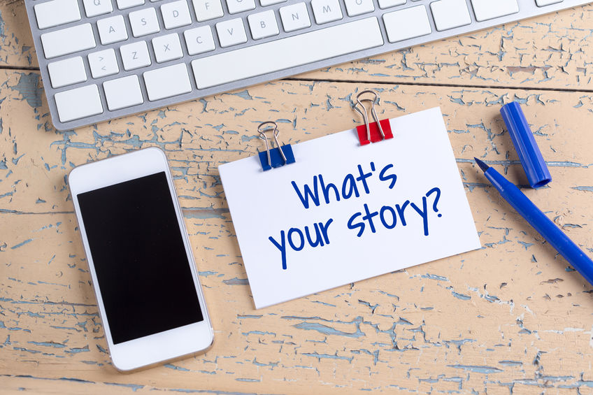 The 4 Essential Elements of Good Stories