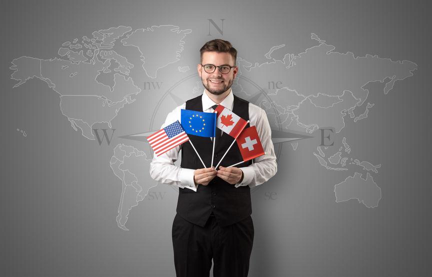 Building An International Brand Virtually